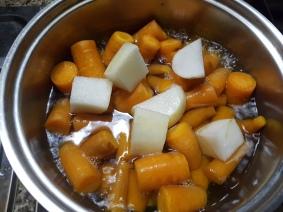 carote e daikon cencecicin.com