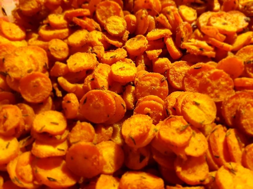 Le carote shiatsu diPoldo