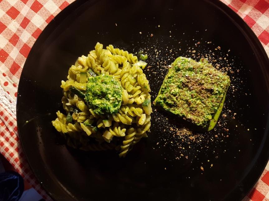 Pasta verde verdeverde