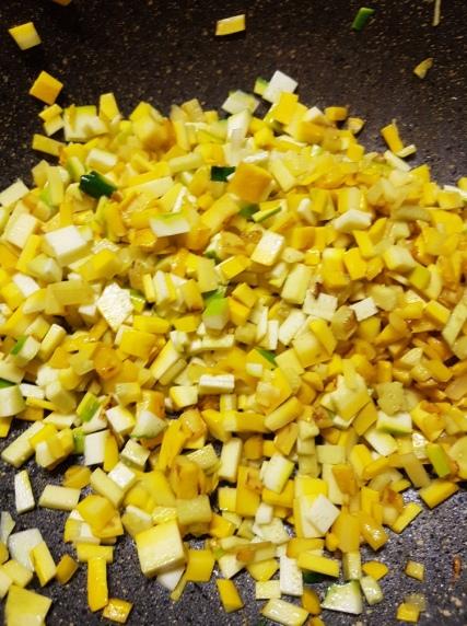 Lasagne di lenticchie con zucchine, basilico e mandorle cencecicin.com 01