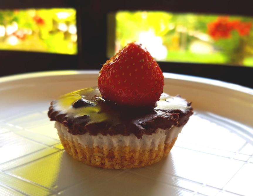 mini-cheesecake fragola e cioccolato piccante cencecicin.com 07