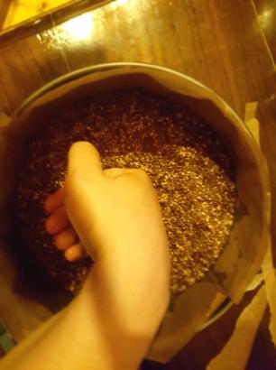 torta cocco cioccolato mirtilli e fragole cencecicin.com 08