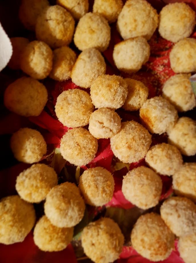 Dolcetti al cocco – ricetta facile evelocissima
