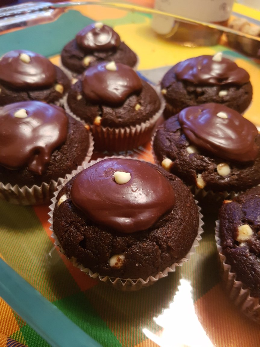 """Muffin """"Alè Udin"""":)"""
