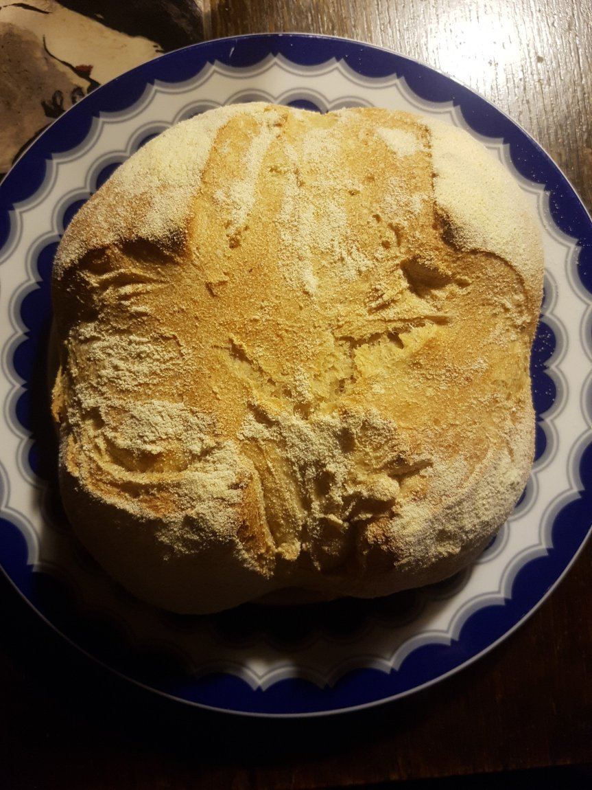 Pane con semola di granoduro